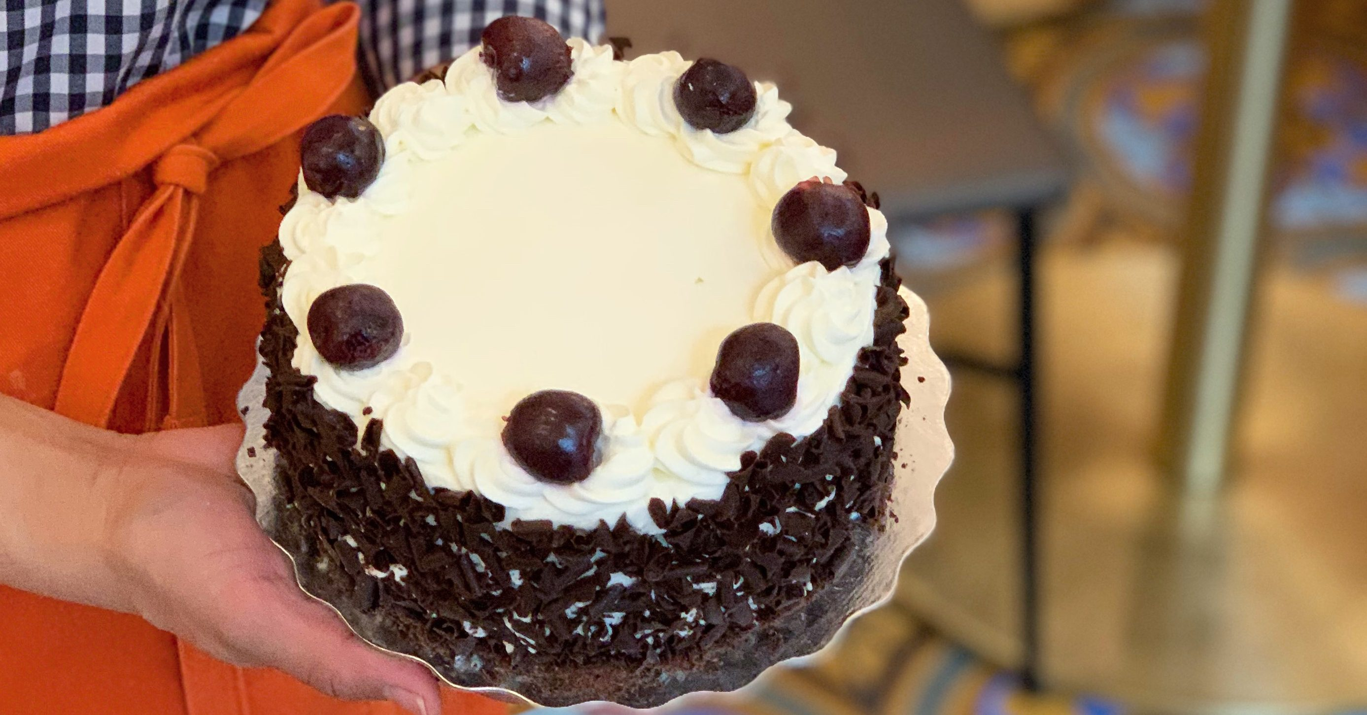 READ: Happy National Black Forest Cake Day!