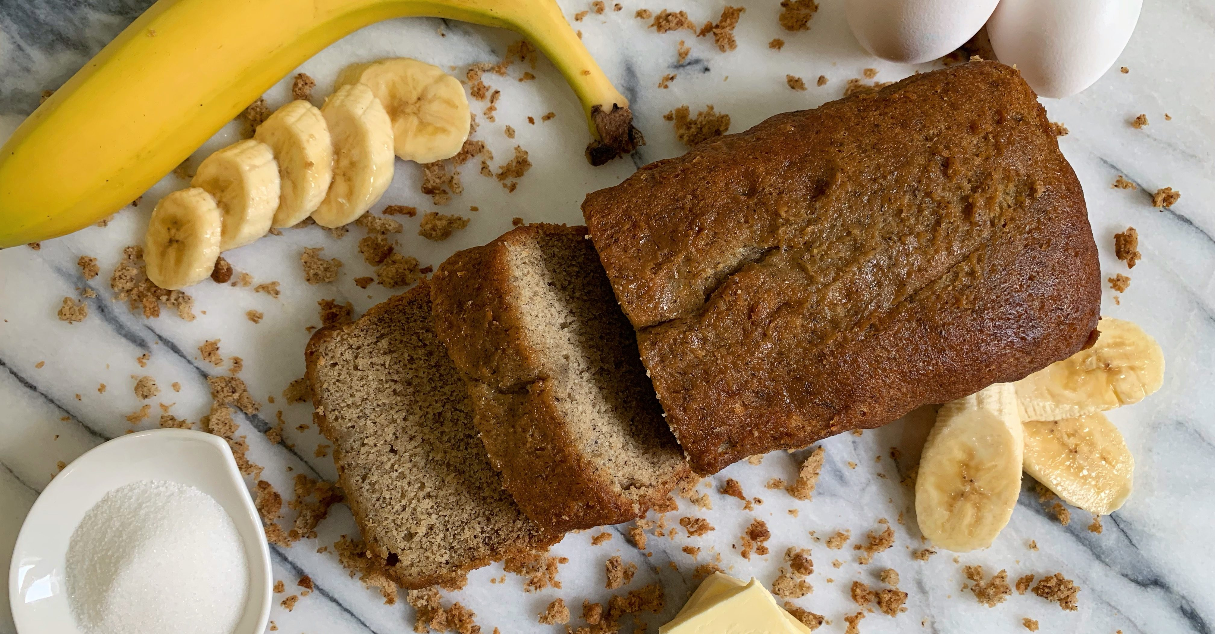 READ: Dessert Lady's Famous Banana Loaf Recipe